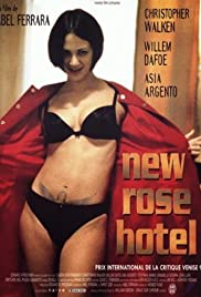 New Rose Hotel (1998) Poster - Movie Forum, Cast, Reviews