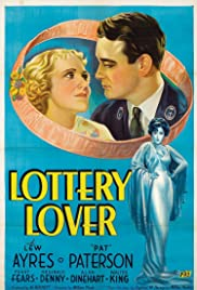 The Lottery Lover Poster
