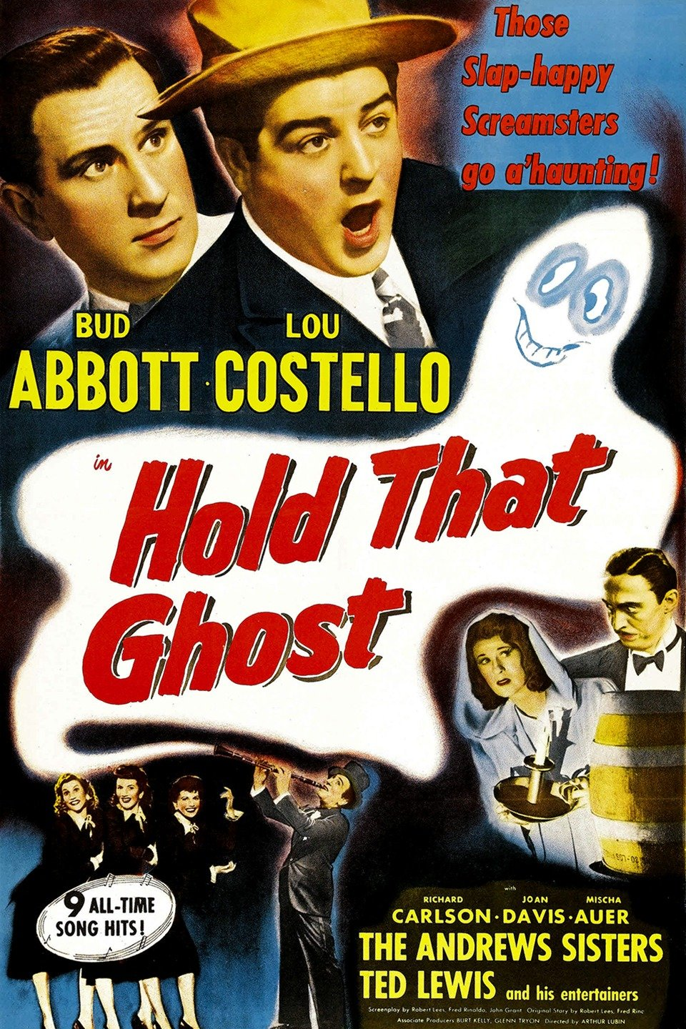 image Hold That Ghost Watch Full Movie Free Online