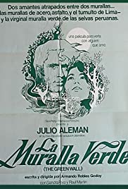 The Green Wall Poster