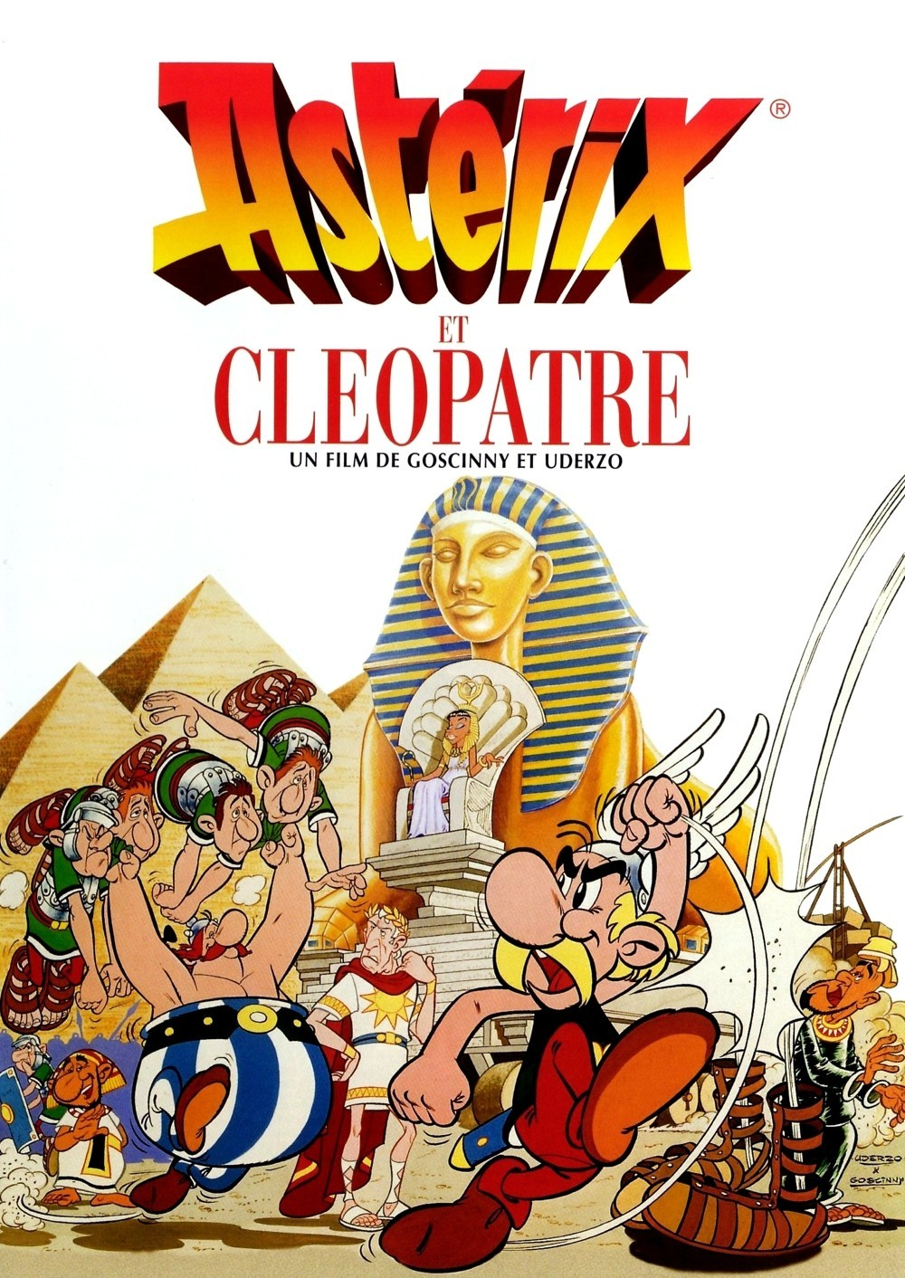 image Astérix et Cléopâtre Watch Full Movie Free Online