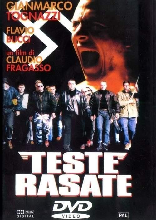 Risultati immagini per TESTE RASATE ( 1993 ) poster