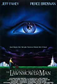 The Lawnmower Man Poster