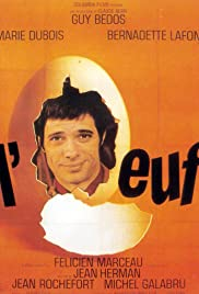 L'oeuf Poster