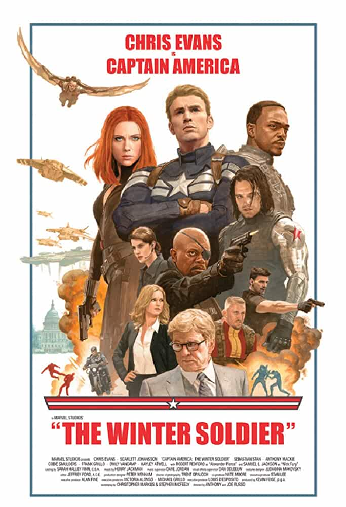 Captain America The Winter Soldier 2014 720p BRRip Dual Audio Watch Online Free Download at movies365.in