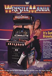 WWF WrestleMania: The Arcade Game Poster