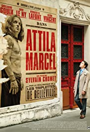 Attila Marcel(2013) Poster - Movie Forum, Cast, Reviews