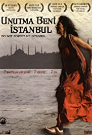 Do Not Forget Me Istanbul Poster