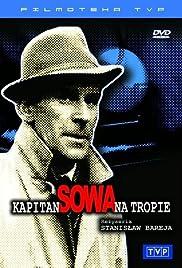 Kapitan Sowa na tropie Poster