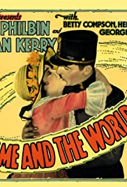 Love Me and the World Is Mine Poster