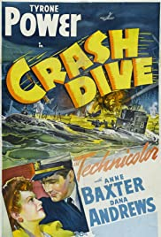 Crash Dive (1943) Poster - Movie Forum, Cast, Reviews