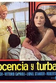 Innocenza e turbamento Poster