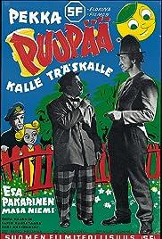 Pekka Puupää Poster