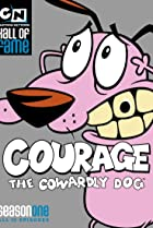 Image of Courage the Cowardly Dog