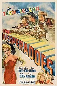 Poster Desperados - Aufruhr der Gesetzlosen