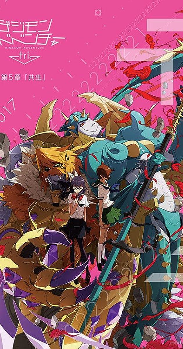 Digimon Tri 5
