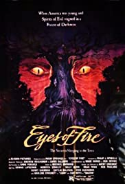 Eyes of Fire Poster