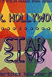 Mr. Hollywood Star Poster