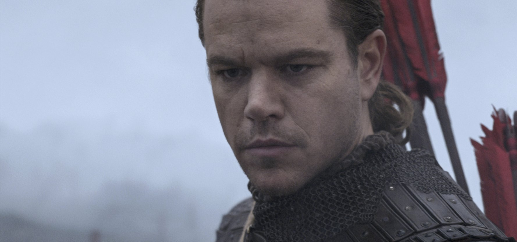Matt Damon in The Great Wall (2016)