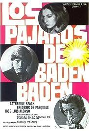 Los pájaros de Baden-Baden Poster