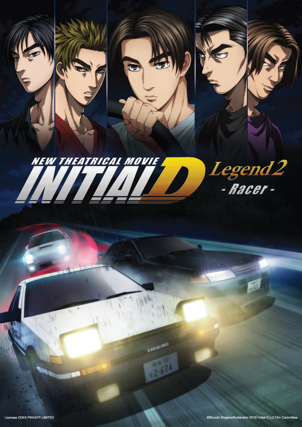 image Shingekijouban Inisharu D: Legend 2: Tousou Watch Full Movie Free Online