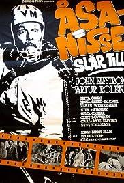 Åsa-Nisse slår till Poster