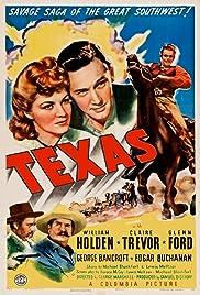 Texas(1941) Poster - Movie Forum, Cast, Reviews