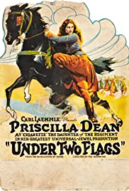 Under Two Flags Poster