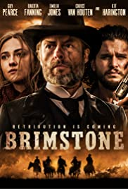 Brimstone (2016) Poster - Movie Forum, Cast, Reviews