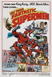 The Three Fantastic Supermen Poster