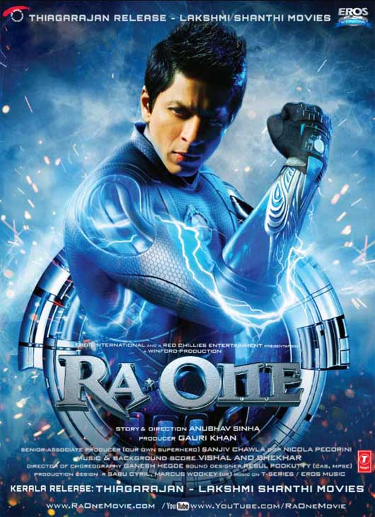 Image Ra.One Watch Full Movie Free Online