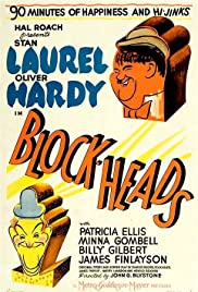 Block-Heads (1938) Poster - Movie Forum, Cast, Reviews