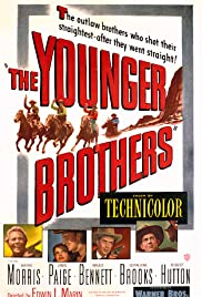 The Younger Brothers (1949) Poster - Movie Forum, Cast, Reviews
