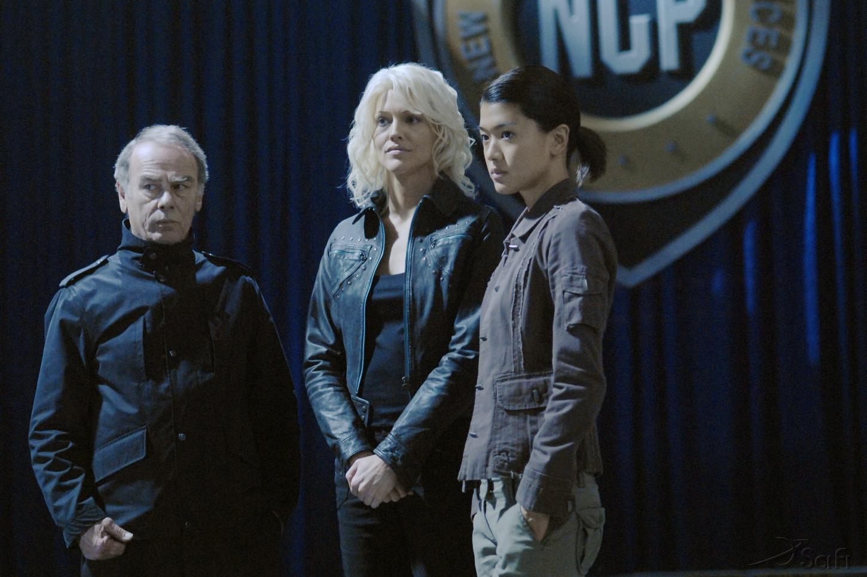 Battlestar Galactica: Occupation   Season 3   Episode 1