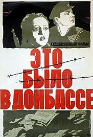 Eto bylo v Donbasse Poster