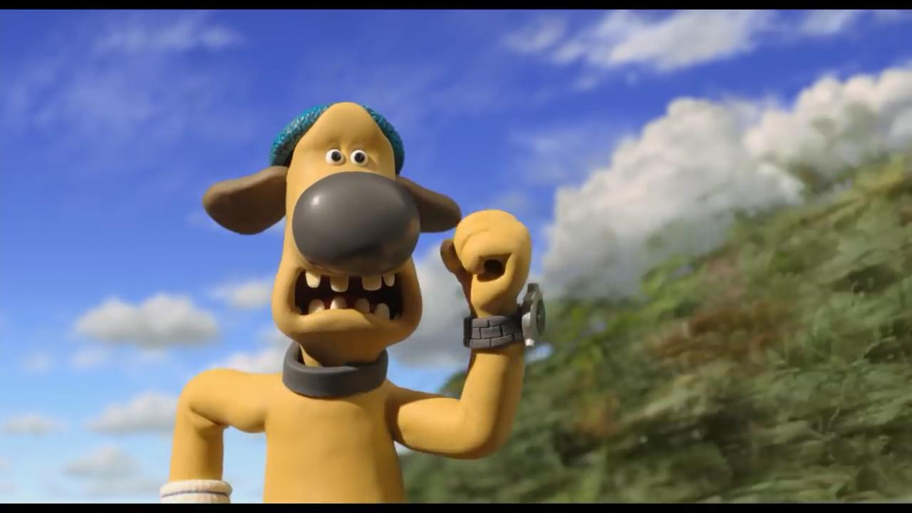 Shaun el Cordero: La Película (Shaun the Sheep Movie)