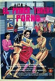 El primer torero porno Poster