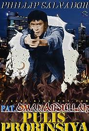 Pat. Omar Abdullah: Pulis probinsiya Poster