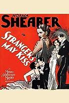 Strangers May Kiss (1931) Poster