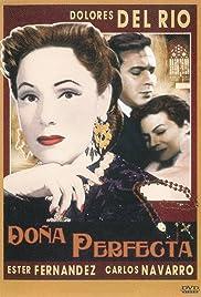 Doña Perfecta Poster