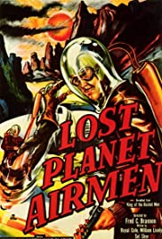 Lost Planet Airmen Poster