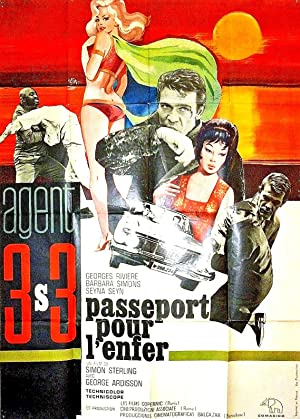 Agent 3S3: Passport to Hell