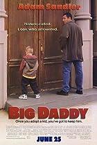 Big Daddy (1999) Poster