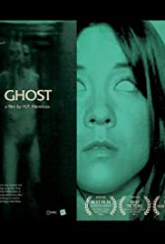 H.P. Mendoza of I AM a GHOST Poster