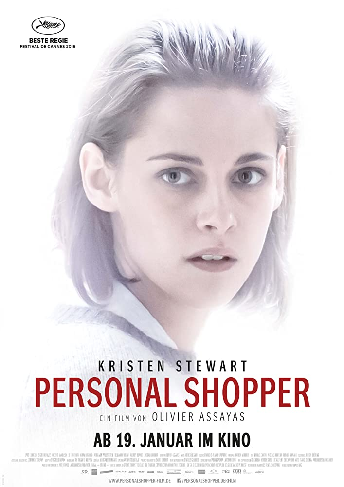 نتیجه تصویری برای Personal Shopper 2016