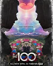 The 100 - Season 1 poster