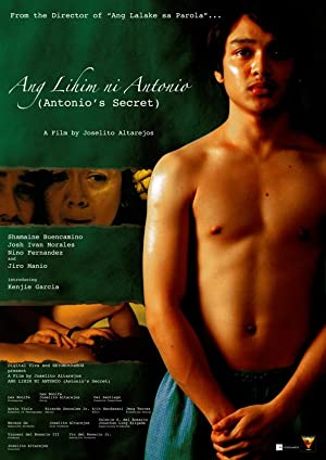 Ang lihim ni Antonio 2008 with English Subtitles 17