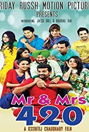 Mr & Mrs 420 (2014) Movie Free Download & Watch Online
