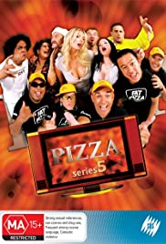 Crazy Pizza Poster