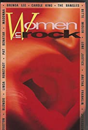 Women in Rock Poster